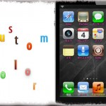 CustomColor - ホーム画面のアプリネーム表示色を変更する [JBApp]
