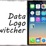 Data Logo Switcher - ステータスバーの「3G / 4G / LTE」ロゴをサクッと変更