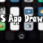 ホーム画面から使えるアプリランチャー「Drawer」が開発中、デモ動画も [JBApp]