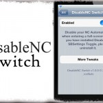 DisableNC Switch - フルスクリーン時は通知センターの呼び出しを禁止にする [JBApp]