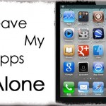 Leave My Apps Alone - お子さんに最適!アプリ削除・移動を出来ないように [JBApp]