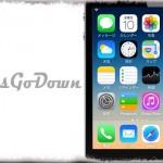 DotsGoDown - ページドットの表示位置・高さを調整する
