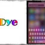 Dye - iOSの基本カラーをマルッと好きな色に変更しちゃう!