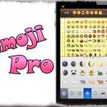 EmojiPro - キーボードから使える『絵文字』を300個以上増やす! [JBApp]