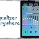 EqualizerEverywhere - 全アプリ有効なイコライザ機能をコントロールセンターから