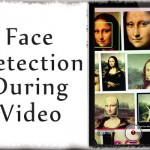 FaceDetectionDuringVideo - 動画撮影中も顔認識機能を有効に [JBApp]