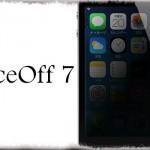 FaceOff 7 - 机に置いたりポケットに入れるだけで画面を消灯