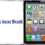 Five Icon Dock - ホーム画面のドックにおけるアイコン数を5個に [JBApp]