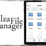 Filza File Manager - ファイル操作や編集が可能な超便利ファイルマネージャ!