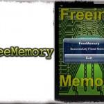 FreeMemory - メモリ解放用アイコンをホーム画面に追加 [JBApp]