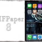GIFPaper8 (iOS 8) - GIFアニメを動く壁紙として使用する!