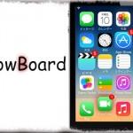 GlowBoard - 動作中&通知有りのアプリはアイコンが光りと動きでお知らせ!