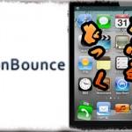 IconBounce - ドックにあるアイコンがトントンでクルクル [JBApp]