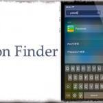 Icon Finder - Spotlightで、アプリが配置されているページやフォルダへ移動 [JBApp]