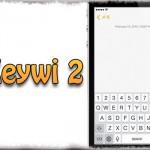 iKeywi 2 - 5段キーボード!! キーのカスタマイズ & カーソル移動も! [JBApp]