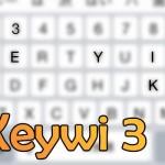 5段キーボード「iKeywi 3」のiPhone 6 / 6 Plus対応ベータテストが開始 [JBApp]