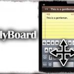 JellyBoard - キーボード上を「上下左右」スワイプして、様々な動作を実行! [JBApp]