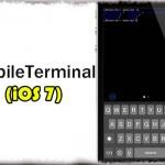 MobileTerminal (iOS7) - シンプルでiOS 7に最適化されたターミナルアプリ