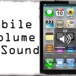 MobileVolumeSound - Mac風の音量調整サウンドを! [JBApp]