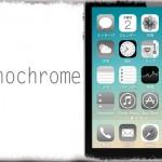 Monochrome - アプリアイコンをさくッとモノクロ表示に!
