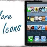 More Icons - ホーム画面のアイコン整列数を「縦・横」それぞれ変更する [JBApp]