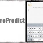 MorePredict - QuickTypeでの予測入力の候補表示数を増やす