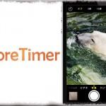 MoreTimer - 純正カメラのタイマー機能を強化する