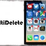 MultiDelete - 複数のアプリをまとめて一気に削除可能に! [JBApp]