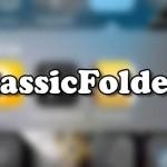 iOS 6風フォルダが再現出来る「ClassicFolders」を久しぶりにチラ見せ [JBApp]