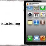 NowListening - バナー通知に再生中の楽曲情報を表示する [JBApp]