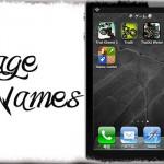 PageNames - ホーム画面にページ名を付ける! ページ単位で表示する! [JBApp]