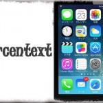 Percentext - ステータスバーのバッテリー残量を言語に合わせた文字で表示