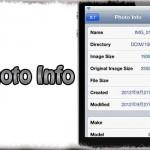 Photo Info - 写真アプリからExif、GPS等の画像 詳細情報を閲覧 [JBApp]