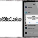 PrefDelete - 脱獄アプリを設定アプリ内から直接アンインストールする