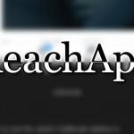 1画面で2つのアプリを同時に操作!「ReachApp」が開発中&デモ動画を公開 [JBApp]