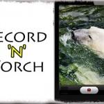 Record 'n' Torch - ビデオ撮影中でもLEDライトを点灯・消灯操作 [JBApp]
