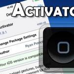 iOS 8に対応したActivator 1.9.1が正式リリース!新たなTouch IDジェスチャーも追加