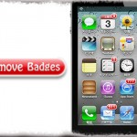 Remove Badges - アイコンにつくバッジをジェスチャー操作でまとめて削除 [JBApp]