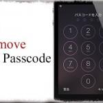RemovePasscode - コマンドを使ってパスコード機能をオフに [JBApp]