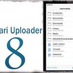 Safari Uploader 8 - どんなファイルでもSafariからアップロード可能に