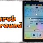 ScrubAround - 音楽コントローラのスライダーボタンを丸形に変更
