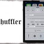 CCShuffle - 音楽リピートやシャッフル操作をコントロールセンターから実行