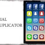 Social Duplicator - アプリを複製!1デバイス内に同じアプリを複数作成