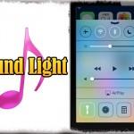 Sound Light - フラッシュライトの点灯に効果音を追加!