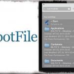 SpotFile - Spotlightからシステムファイルへアクセス可能に