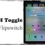 SSH Toggle (Flipswitch) - 再起動時の自動オンも可能なFlipswitch用SSHトグル