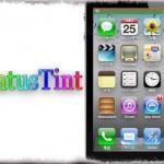 StatusTint - ステータスバーを好きな色へサクッと変更 [JBApp]