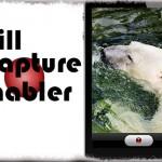 Still Capture Enabler 2 - 動画撮影中に静止画も撮影可能にする! [JBApp]