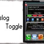 Syslog Toggle - SyslogをSBSettingsから手軽にオンオフ [JBApp]