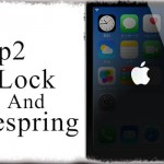 Tap2LockAndRespring - ホーム画面へのタップ操作でスリープ&リスプリング